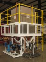 Water Storage Platform Assembly