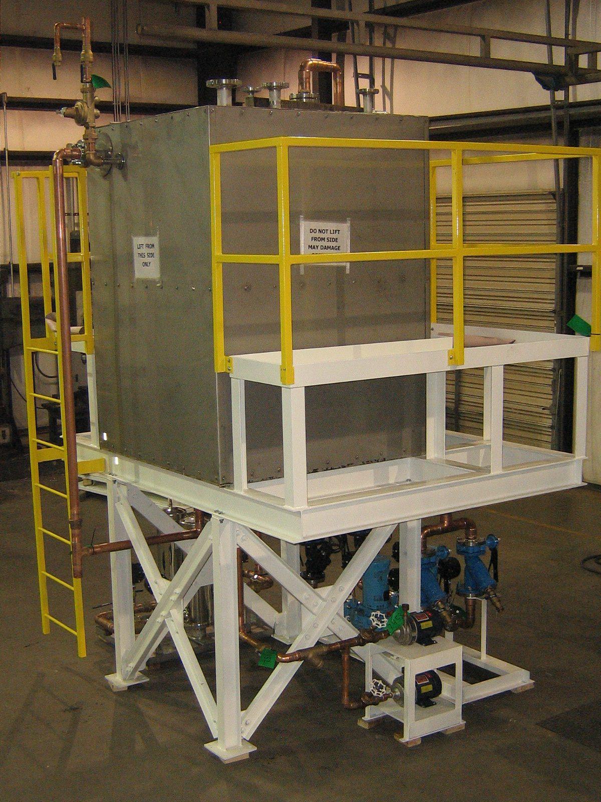 Water Storage Platform