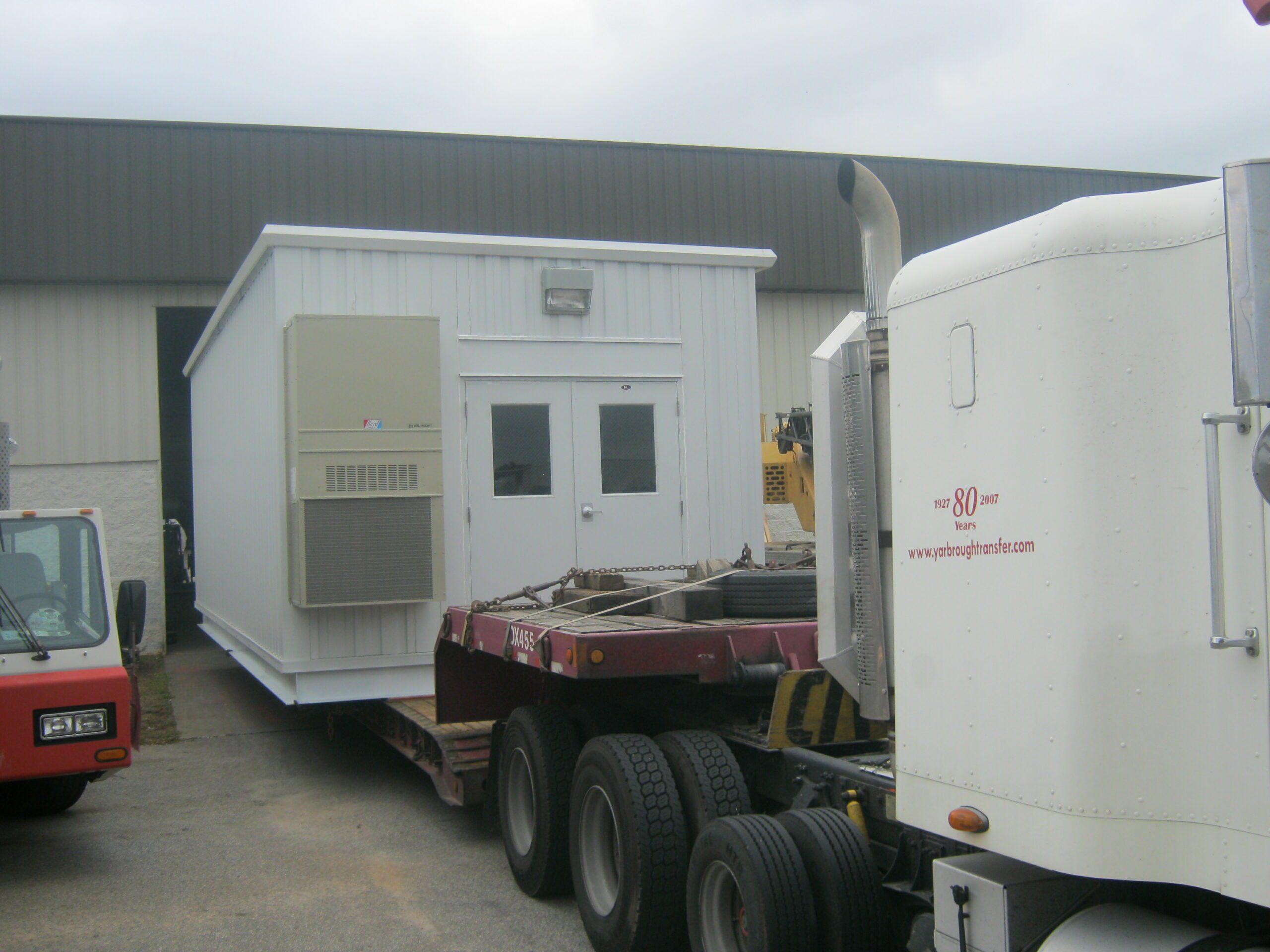 hauling motor center