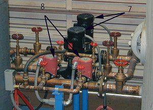 storage tank valves