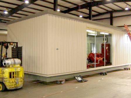 Fluid handling skid fabrication | Mechanical Equipment Company