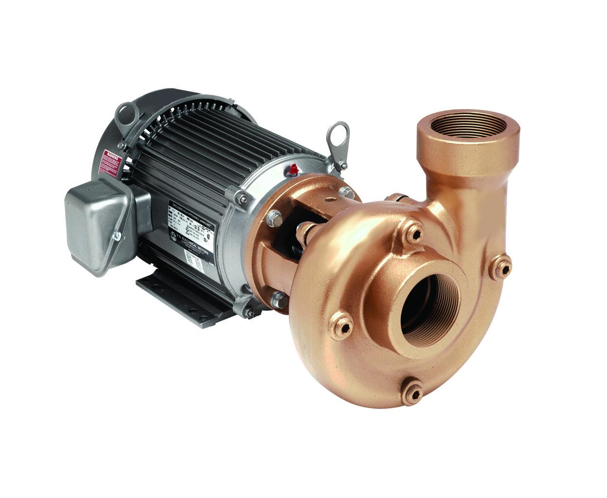 AMT Centrifigual Bronze Pump