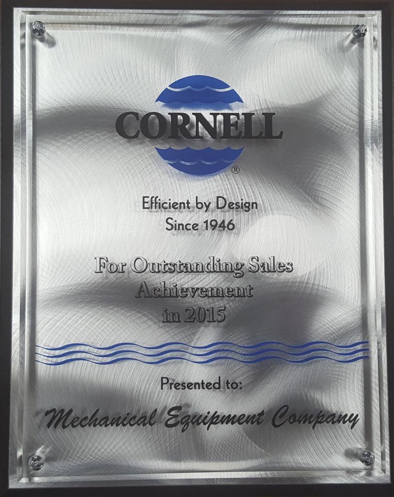 Cornell Award