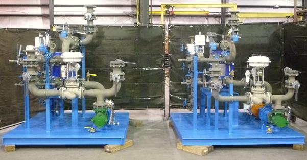 MECO's new Temperature Control Unit